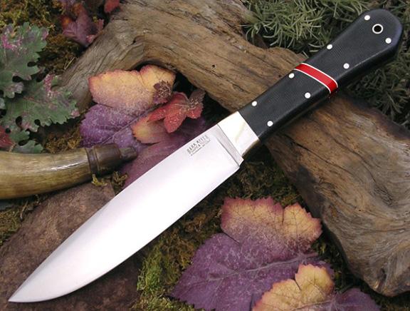 Нож с фиксированным клинком Rogue BCM Bloody Basin Spacer