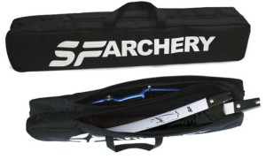 SF Archery Case Limb Riser Black