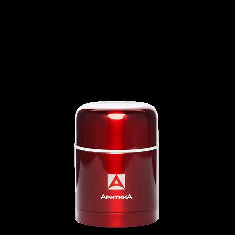 Термос для еды Арктика 302-500 (красный)