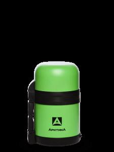 Термос для еды и напитков Арктика 202-600 (зелёный)