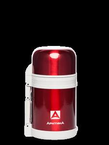 Термос для еды и напитков Арктика 202-800 (красный)