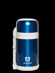 Термос для еды и напитков Арктика 202-800 (синий)