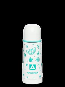 Термос для напитков Арктика 102-350w (белый)