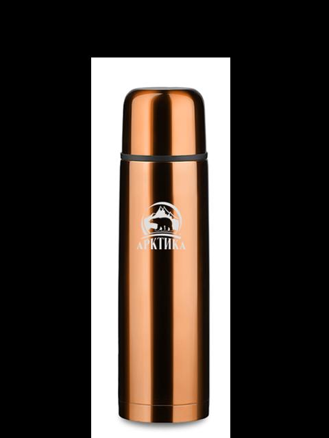 Термос для напитков Арктика 102-500 (коричневый)