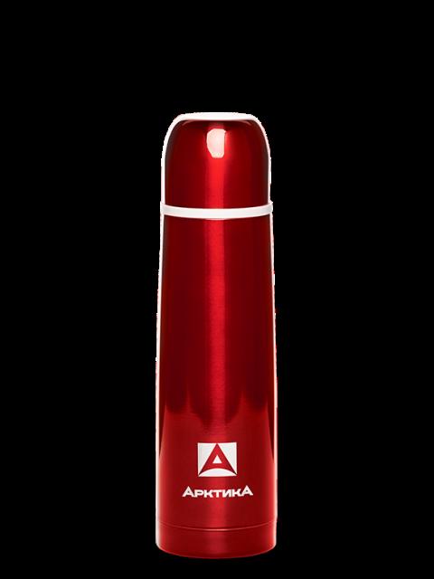 Термос для напитков Арктика 102-500 (красный)