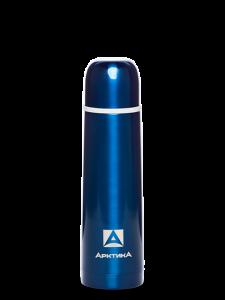 Термос для напитков Арктика 102-500 (синий) купить