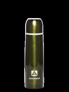 Термос для напитков Арктика 102-500 (зелёный)