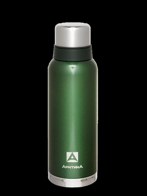 Термос для напитков Арктика 106-1200 (зелёный)
