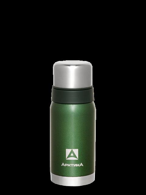 Термос для напитков Арктика 106-500 (зеленый)