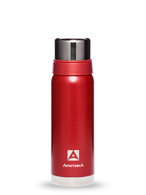 Термос для напитков Арктика 106-750 (красный)