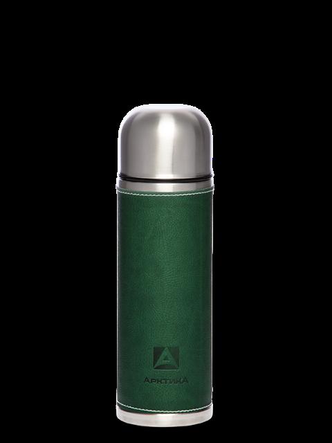 Термос для напитков Арктика 108-1000 (зелёный)