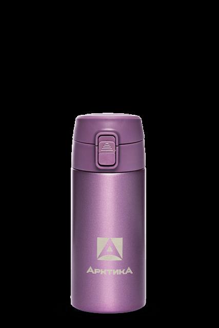 Термос для напитков Арктика 705-350 (фиолетовый)
