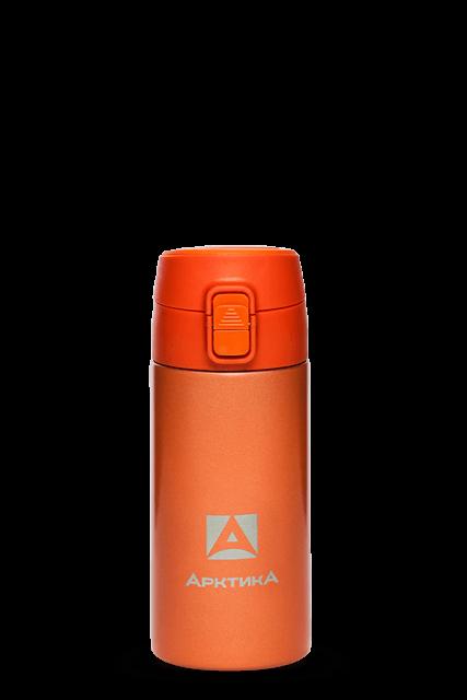 Термос для напитков Арктика 705-350 (оранжевый)