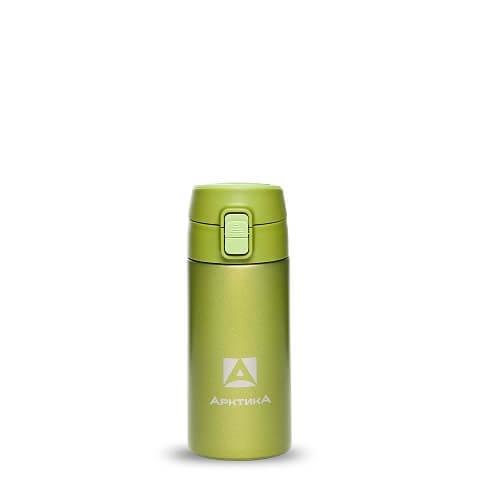 Термос для напитков Арктика 705-350 (зелёный)