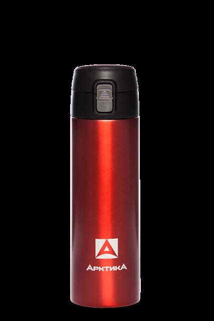 Термос для напитков Арктика 705-500 (красный)