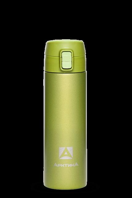 Термос для напитков Арктика 705-500 (зелёный)