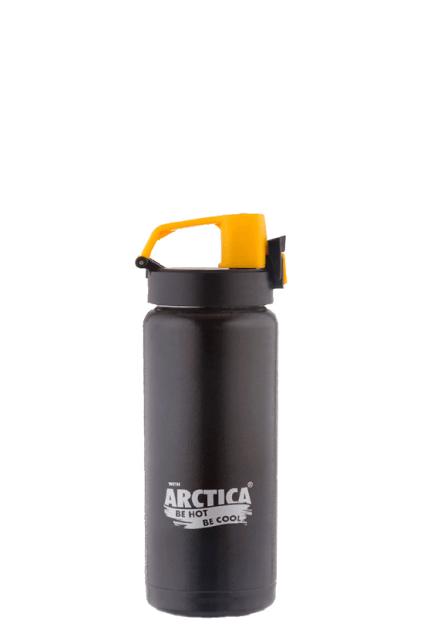 Термос-сититерм Арктика 702-500 (чёрно-оранжевый)