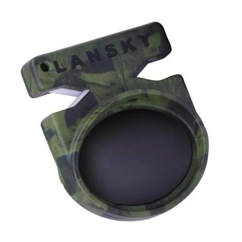 Точилка механическая для заточки ножей Lansky Quick Fix-camo LCSTC-CG