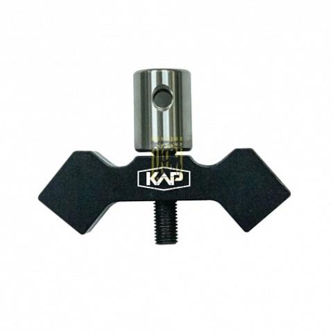 Тройник KAP V-BAR WS405 45 Black