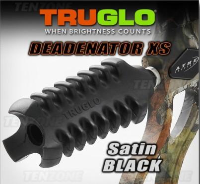 Стабилизатор для блочного лука Deadenator Xs Black