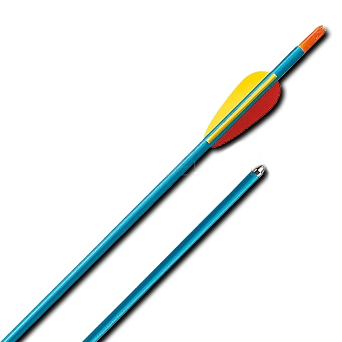 Стрела лучная алюминивая спорт 30 дюймов