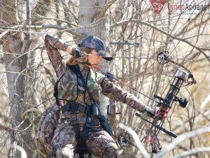 блочный лук для охоты