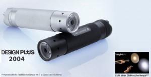 Карманный фонарик Led Lenser V2 Key Finder Black