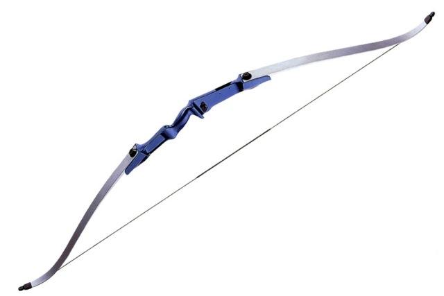 Лук классический Interloper Олимпик (голубой)