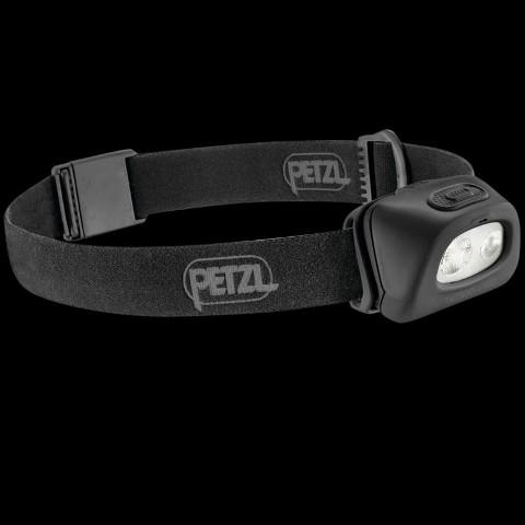 Фонарь светодиодный налобный Petzl Tactikka RGB черный, 250 лм E89ABA
