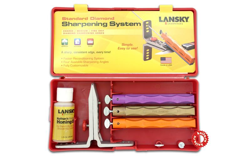 Инструмент для заточки LANSKY STANDART DIAMOND LK3DM