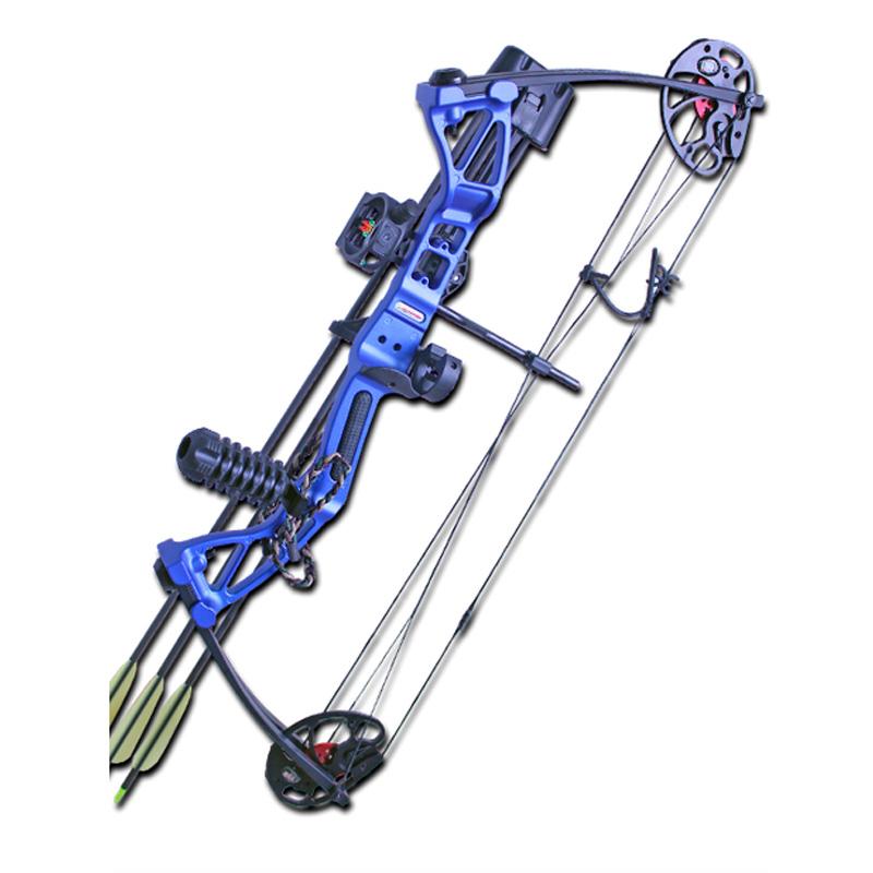 Лук блочный Interloper Rex PKG (Синий)