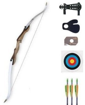 Лук классический SF Archery Optimo с набором аксессуаров Lite