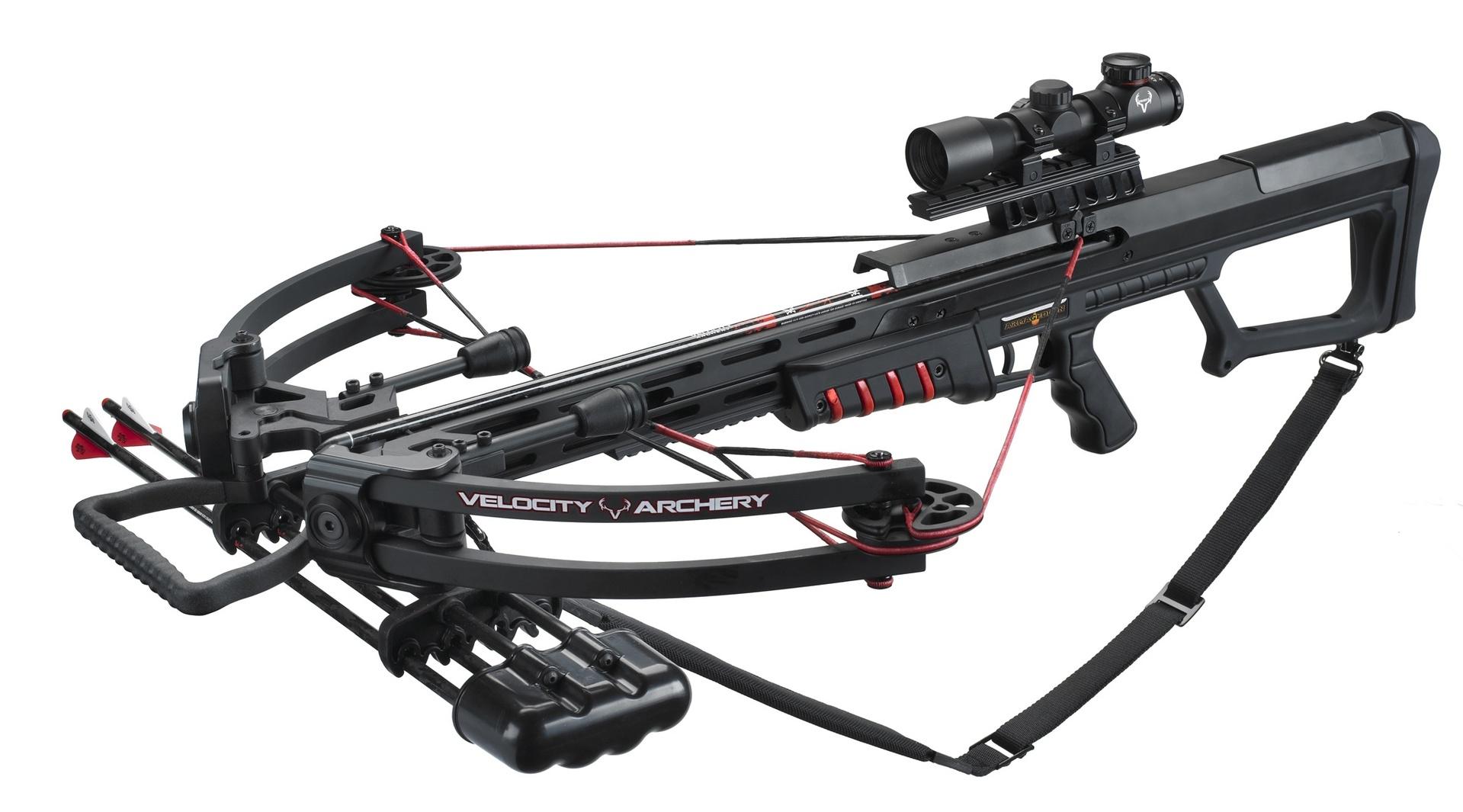 Арбалет Man-Kung MK-400 PKG (Черный)