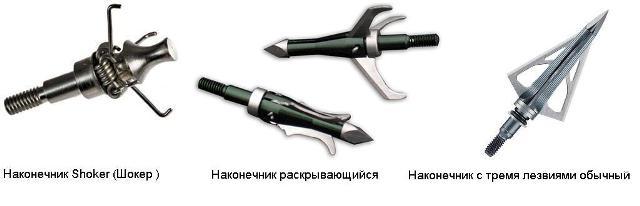 Стрелы и наконечники для арбалета своими руками