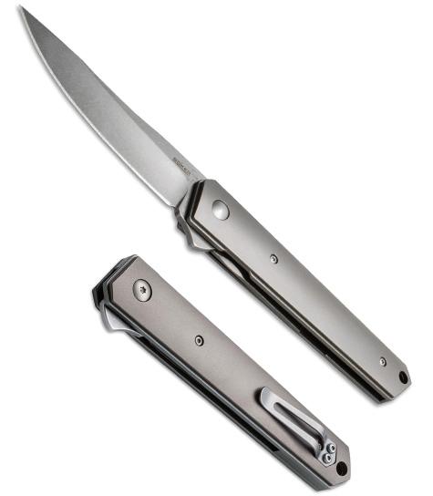 Нож складной Boker Kwaiken Flipper Folder VG10 01bo296