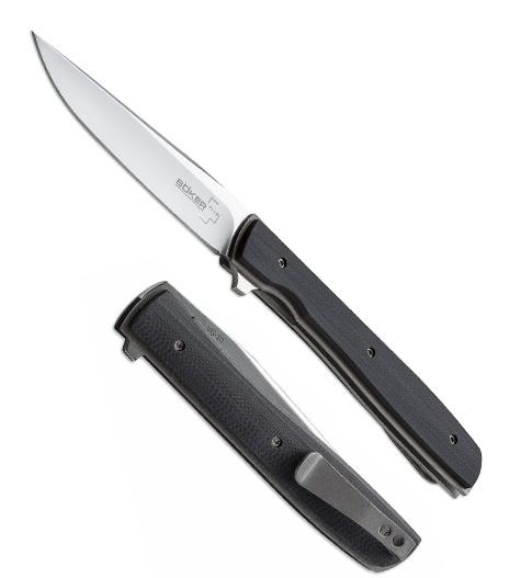 Нож складной Boker Urban Trapper G10 01bo732