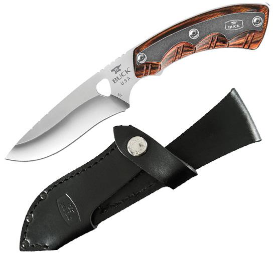Нож с фиксированным клинком 0537RWS Open Season Skinner