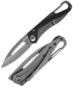 Купить нож BUCK модель 0818CFS Apex Carbon Fiber Titanium Coated недорого в Москве с доставкой