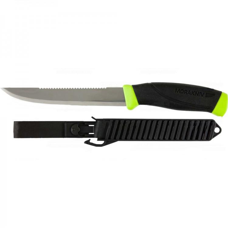Нож Morakniv Fishing Comfort Scaler 150, нержавеющая сталь, арт. 11893