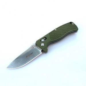 Купить нож Ganzo G724M (черный, зеленый, оранжевый), арт. G724M-BK недорого