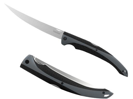 Филейный складной нож Folding Fishing Fillet 1258