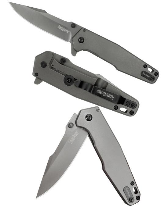 Нож складной Kershaw Ferrite 1557TI