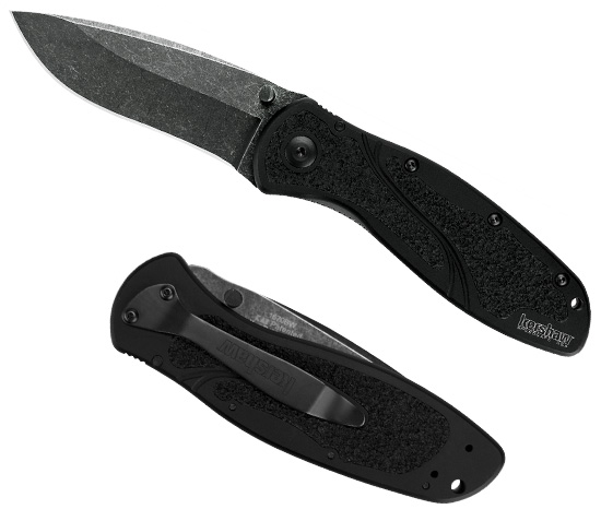 Нож складной Kershaw Blur 1670BW