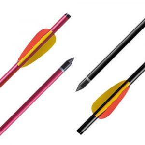 Стрела для арбалета алюминий MK AL 20 дюймов