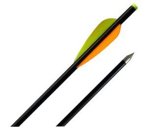 Стрела для арбалета фиберглас 14 дюймов (Х340ПС)