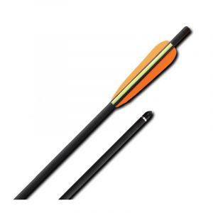 Стрела для арбалета карбоновая 22 дюймов