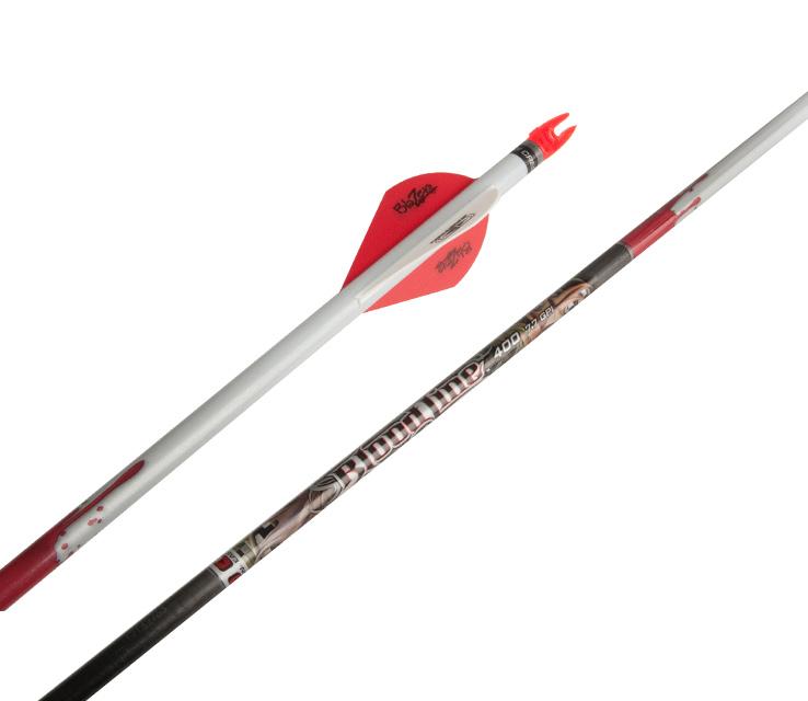 Стрела лучная карбоновая BloodLine 330