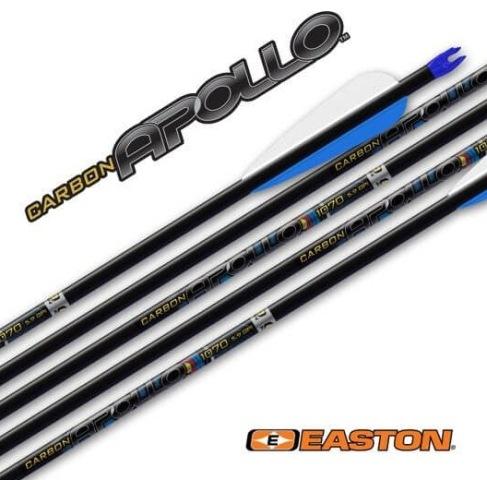 Стрела лучная карбоновая Easton Apollo 670