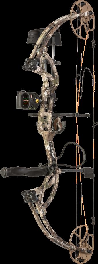 Лук блочный Bear Archery Cruzer G-2 RTH PKG