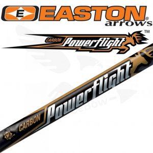 Древко лучное карбоновое Easton PowerFlight 340